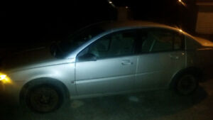 2003 Saturn ion automatic