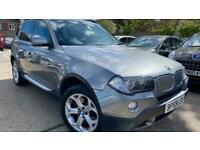 2009 BMW X3 2.0 20d SE Edition Exclusive Auto xDrive 5dr SUV Diesel Automatic