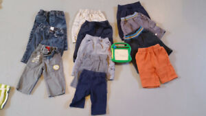 Baby boy clothing 3 month