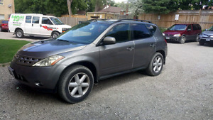 2005 Nissan Murano. For sale.