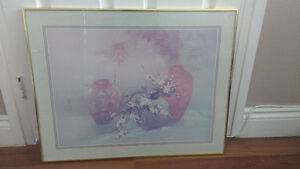 Framed print of vases! Kitchener / Waterloo Kitchener Area image 1