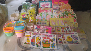 All brand new Easter items!!!!