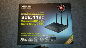 Router Asus RT-AC66U, Wireless