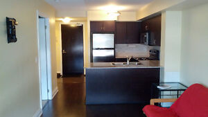 1 bdr balcony North Park Bathurst/Centre Thornhill Condo rental