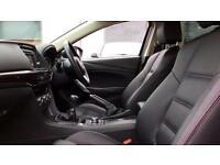 2014 Mazda 6 2.2d Sport Nav 4dr Manual Diesel Saloon