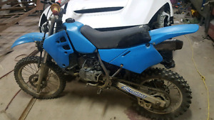 1999 Suzuki rm 85