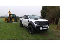 2012 Ford Ranger Pick Up Double Cab seeker RAPTOR edition 2.2 TDCi over 6500...