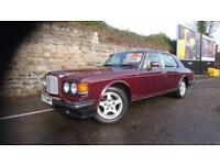 1992 BENTLEY BROOKLANDS BROOKLANDS AUTO WITH BEIGE LEATHER INTERIOR, ABSOLUTE...