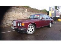 1992 BENTLEY BROOKLANDS BROOKLANDS AUTO WITH BEIGE LEATHER INTERIOR, ABSOLUTE...