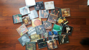 Whole bunch of '90s CDs - rap, rock, dance - now with list!