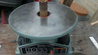 ► Heavy Duty Delta B.O.S.S Spindle Sander