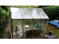 Greenhouse 8'x6'