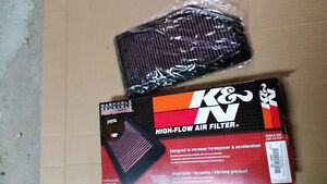 K/N filter for Honda odyssey 2011 - 2016