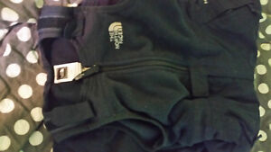 3T North Face Bib Snow Pants Navy Blue adjustable Peterborough Peterborough Area image 5