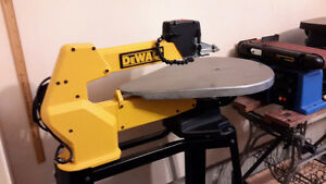 Dewalt Scroll Saw like NEW