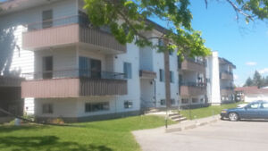 $750 Spacious 2bedroom apartment unit in Stettler