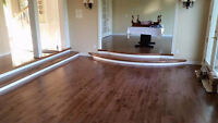 Professional Hardwood Installer Available