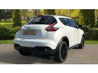 2015 Nissan Juke 1.6 Tekna Xtronic Auto Hatchback Petrol Automatic