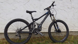 2007 Giant Reign x1