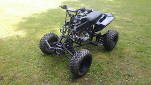 Gio 200cc quad