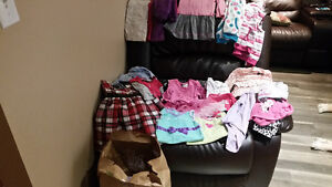 Girl's 18-24 month clothes London Ontario image 2