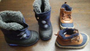 Size 6 Toddler Boys Winter Boots & Shoes