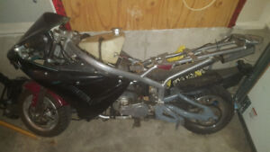 70cc pocket bike - Gas and electric - Best offer