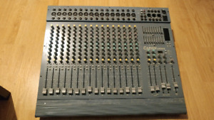 Console mixeur Carvin DX-1642