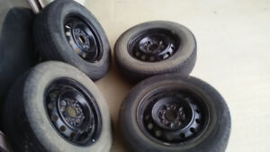 Rims for Sale! Tires for Free!