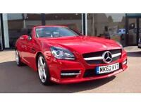 2012 Mercedes-Benz SLK SLK 250 CDI BlueEFFICIENCY AMG Automatic Diesel Roadster