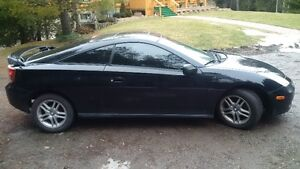 As is - 2003 Toyota Celica GT Coupe Best Offer