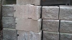 DECORATIVE RETAINING WALL BRICKS