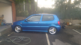 Vw polo 6n2. Swap for 7 seater