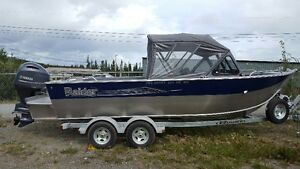 2015 Raider Prosport 202 HSWB w/150 HP And T9.9 - Price Reduced