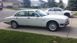 1989 Jaguar XJ6 Nice car for the right person
