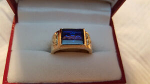 PILOT RING - ONE OF A KIND - NEW, NEVER WORN