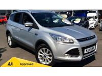 2016 Ford Kuga 2.0 TDCi 180 Titanium Powershi Automatic Diesel Estate