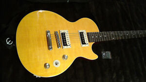 Slash Epiphone Les Paul gold top