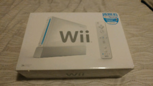 Nintendo wii sports console(boite seulement)