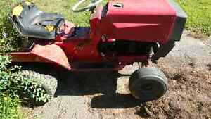 International mower, with a craftsmen for parts