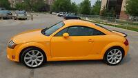 Audi TT Coupe Qtro, 3.2L, S-line - Papaya Orange (Rare)
