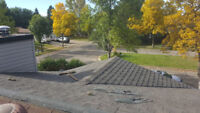 Re-Roofing services - call for free estimate - deckandrail.ca