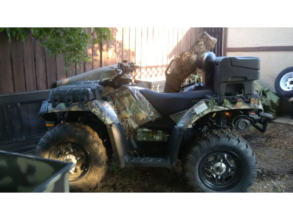 Used 2012 Polaris 550 EFI