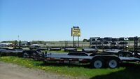 LARGE LIQUIDATION SALE OF UTILITY & CARGO TRAILERS!