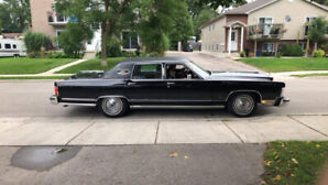 Need to sell 1979 Lincoln Continental Towncar