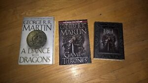 Game Of Thrones Books & DVDs London Ontario image 1