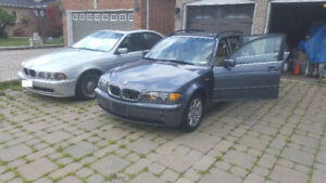 BMW 3 Series Touring wagon. 325i One owner, excellent condition
