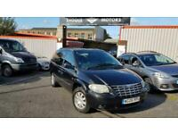 2006 (06) CHRYSLER GRAND VOYAGER 2.8 LIMITED 5DR AUTOMATIC
