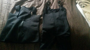 Womens XL Spanx and waist trainers