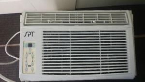 Climatiseur de fenêtre 8000BTU